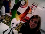 Me And My Harlequin by scarytimes