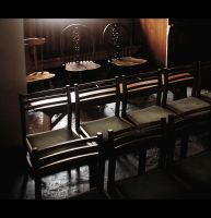 chairs by slownumbers