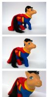 My Little Superman by Spippo