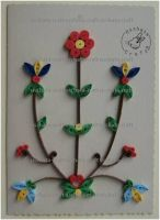 Quilling - Card 11 by Eti-chan