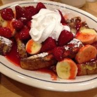 Hobbit's Strawberry and Banana French Toast by Kitae-Silver-Wolf