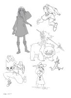 Sketchdump oct10-01 by lychi