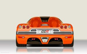 Koenigsegg by Flame-X