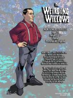 WEIRDING WILLOWS Montgomery Doolittle by DeevElliott