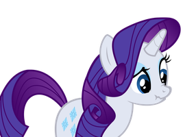 Scrunchy Face Rarity by TheShadowStone