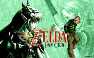 Legend of Zelda Fan Club by JBCBlank