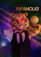 We Are Animals Promo-Infamous by 84SK