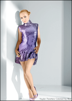 Colorize Hayden Panettiere by Giraffina