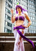 Sinbad (Fem ver) - Magi: The Labyrinth of Magic by Paper-Cube