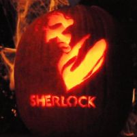Sherlock-o'-Lantern Night by watermelemon