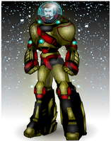 Space Armor by Smitty309