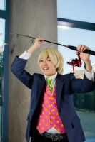 Fanime 2012: Tsuritama by anthenii-san