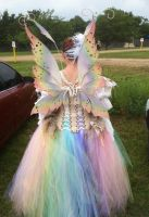 Bubble Fairy Costume back by glittrrgrrl
