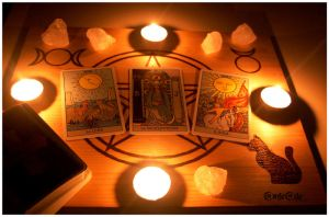 Tarot Reading by NinfeAde