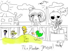 The first Join Me, Fail but funny and Random! by Miitee