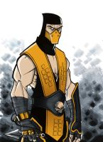 Scorpion by Zeigler