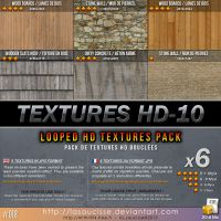 Free Textures : 018-Textures-HD-10 by lasaucisse
