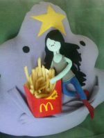 Marceline's Fries by NuclearMime