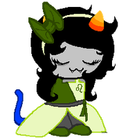 nepeta sprite edit by Lol-Tusci