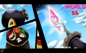 A Cannon to World SS by Hugo-H2P