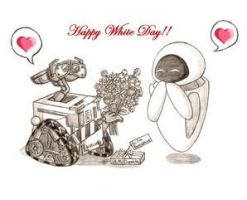 White Day, by AnimeChick4DDR by PixarPlanetdA