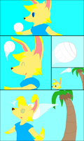 Amaroo, That's Not How You Volleyball by bleachamara