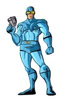 Blue Beetle by Benjaminjuan