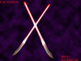 For Sharon by SmileMandalore