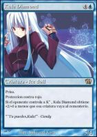 Magic Card Kula diamond by Shikiblackcross