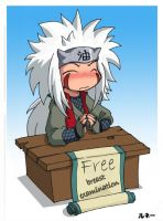 Jiraiya Doctor by runeechan