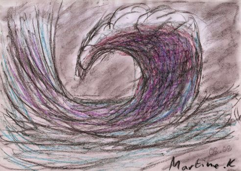 Waves by yom100
