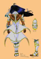 Rook Character design sample2 by Fantasy-Visions