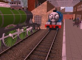 Tender Engines- How it should have gone by OkamiTakahashi