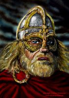 viking lord by develino