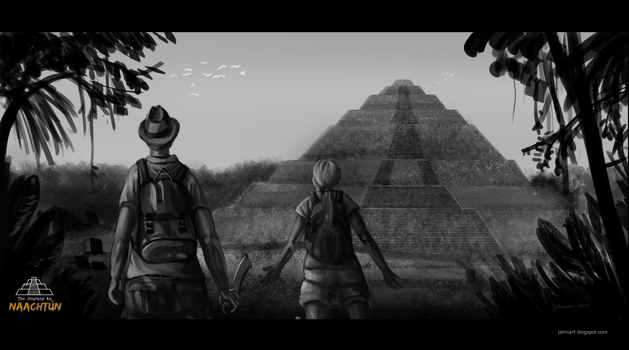 Arrival to the site by JalmiArt