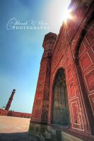 The Call - Badshahi Masjid by ahmedwkhan