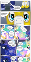 MLP: FiM - Without Magic Part 21 by PerfectBlue97