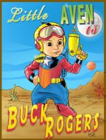 My Boy is Buck Rogers by SaviorsSon