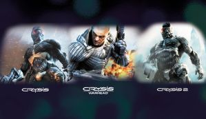 Crysis series by DRV3R