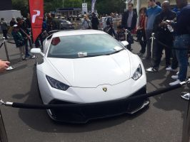 Vorsteiner kitted Lamborghini Huracan front by Car-lover33