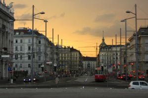 Vienna 3 - city centre by B0mbadil