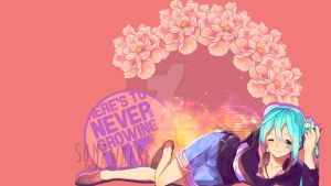 Here's to never growing up by PebblesRaven
