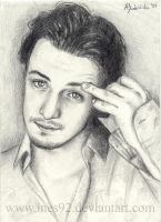 James McAvoy by Ines92