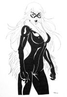 Black Cat Turner Style 1 by ESO2001