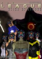 The League: Reign of Starro #3 by comicaptor2015