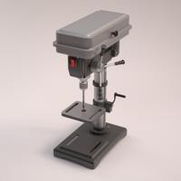 Drill Press by AnthonyRalano