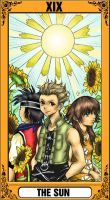 KH Tarot: The Sun by way2thedawn