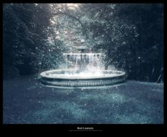 The fountain by Redlantern-stock