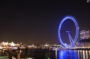 London Eye by Moricettekipukipete