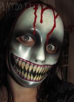 Cannibal Masquerade Mask by PlaceboFX